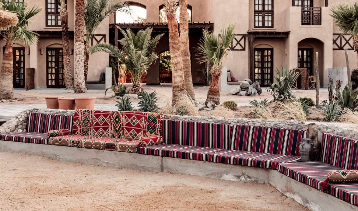 Cook's Club El Gouna in Egypt. (Photo courtesy of Cook's Club)