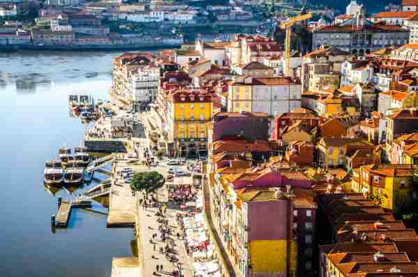 Porto, Portugal. (Photo by Federica Gentile/Getty Images)