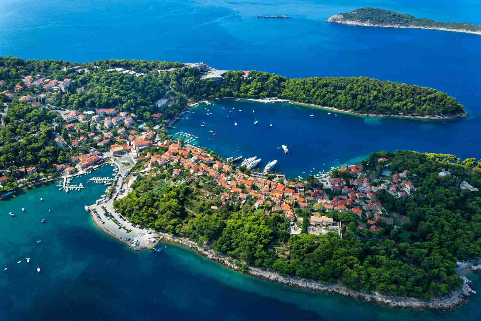 Cavtat, Croatia. (Photo by Goran Safarek/EyeEm/Getty Images)