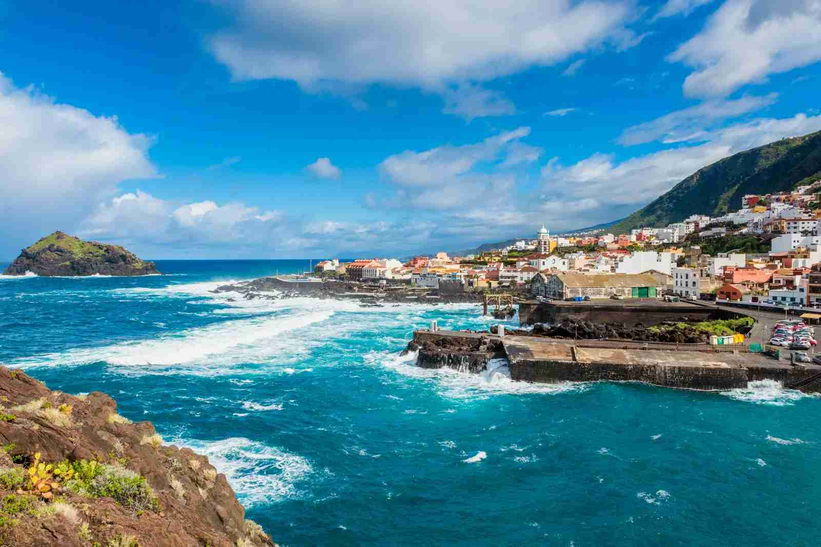 Tenerife, Canary Islands, Spain. (Photo by © Allard Schager/Getty Images)