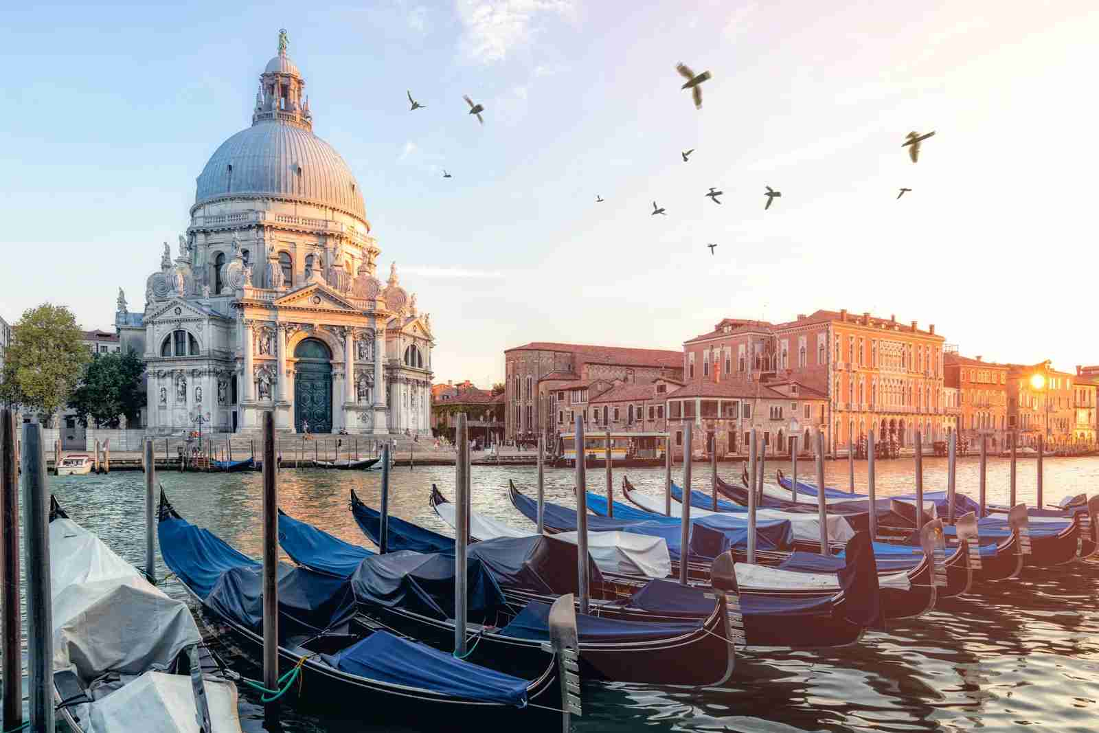 Venice, Italy. (Photo by JaCZhou-2015/Getty Images)