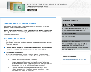 Best options for amex points