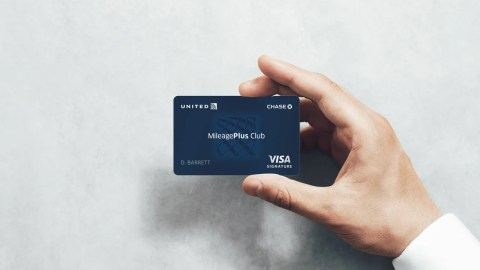 Credit Card Review United Mileageplus Club Card