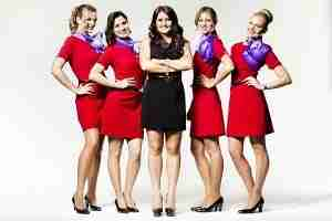 Feel free to ask a flight attendant - they