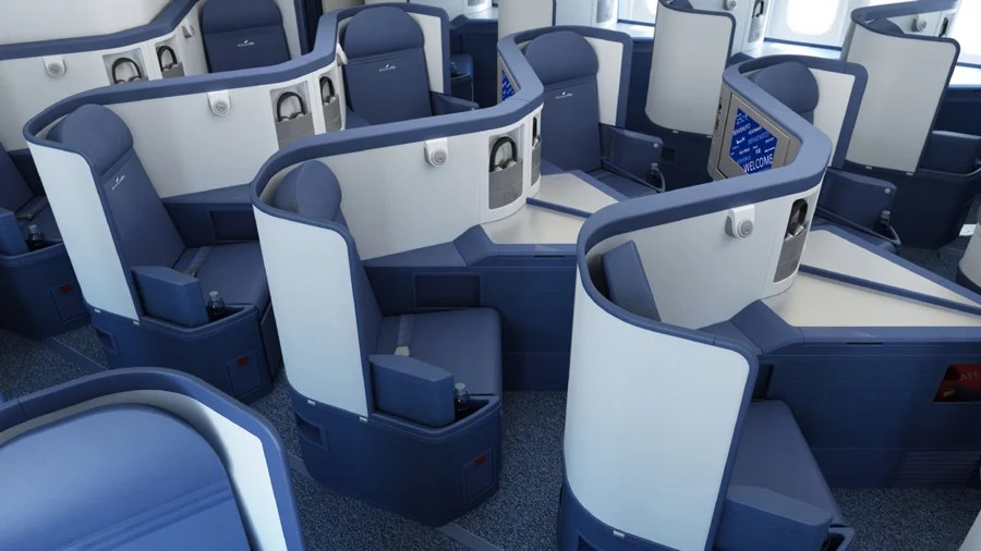 Business Seats Elite A330 Delta