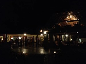Lodge night