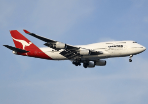 Melbourne Airport is a hub for Oneworld airline, Qantas.