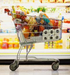 You could be earning up to 9% back on groceries with the EveryDay Preferred.
