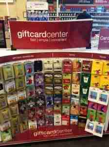 Max out your bonus spending categories with gift cards to merchants you know you