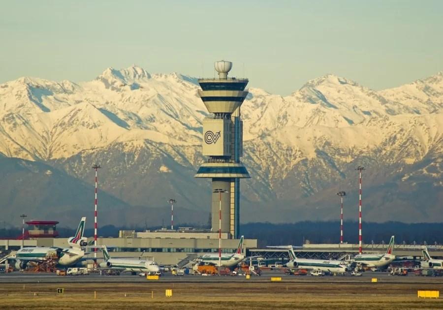 Alamo Car Rental Milan Malpensa Airport