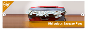 Avoid ridiculous baggage fees with Lugless.