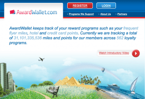 AwardWallet Plus will keep track of your miles and tell you when they