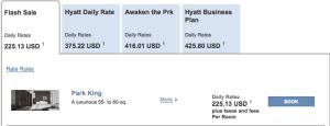 Hyatt Asia Pacific Sale