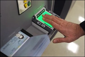 Global Entry has trouble reading some people's fingerprints.