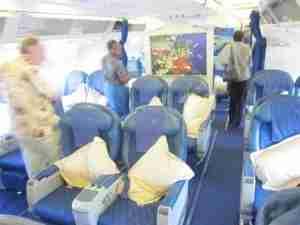 Air Seychelles Pearl Class CDG-SEZ.