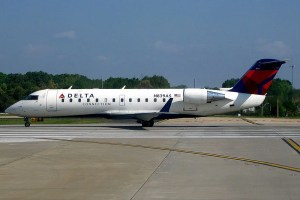 When it comes to flying up here, this region is dominated by regional jets.