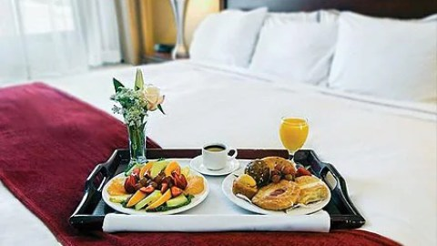Is Hotel Room Service Going to Be a Thing of the Past? – The ...