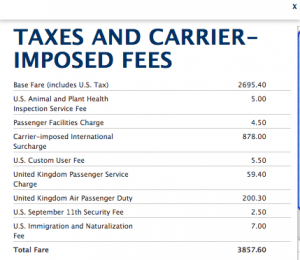 Luckily, carrier-imposed fees count towards MQD