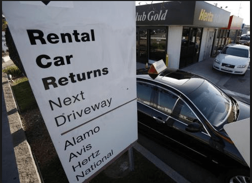 Where Can You Return Your Rental Car At Ft Lauderdale