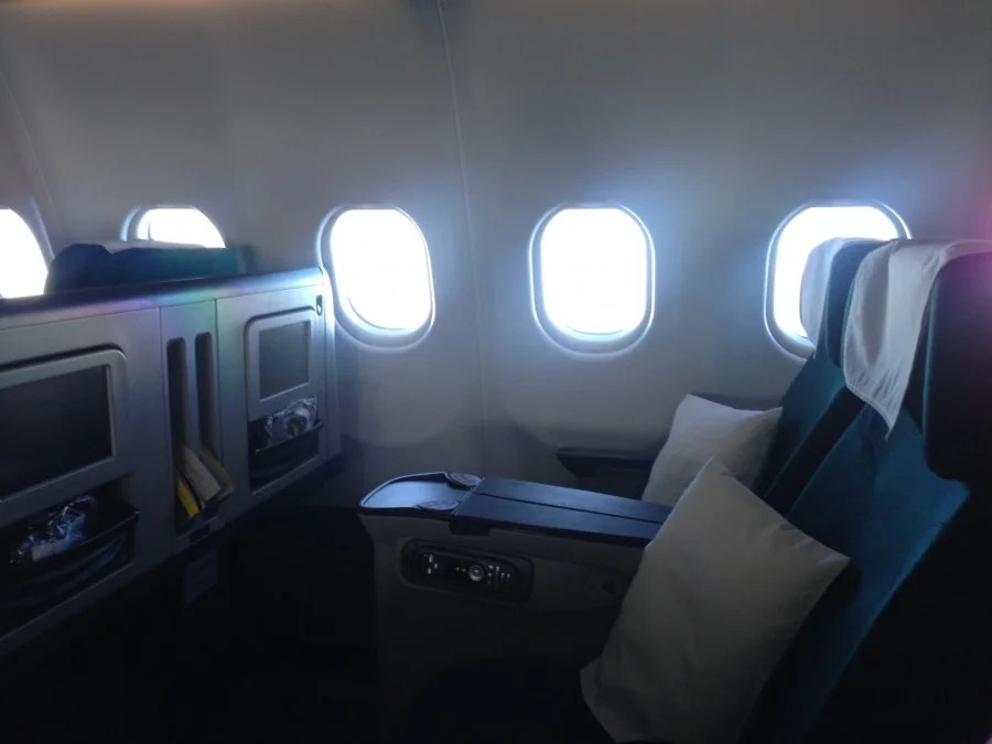 Flight Review Aer Lingus Business Class New York Jfk Dub