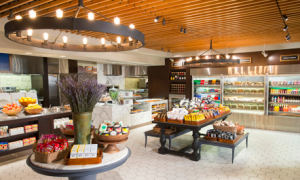 Hilton launched Herb N' Kitchen at the Hilton New York Midtown.