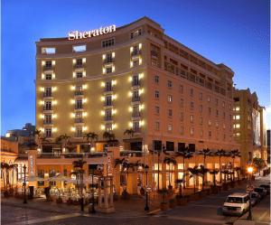 The Sheraton Old San Juan