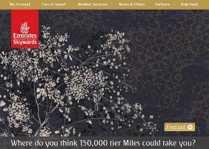 Emirates Skywards: Partner Earning and Redemption – The Points Guy