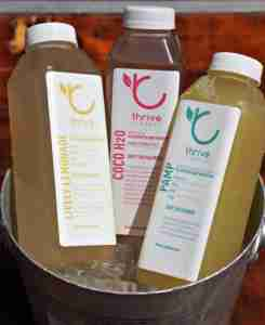 Thrive Juicery