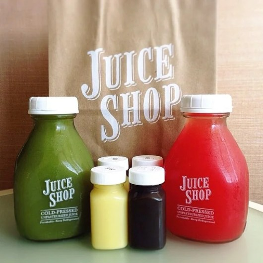 San Francisco's Juice Shop offers cleanses at four levels - beginner, intermediate, advanced and pro.