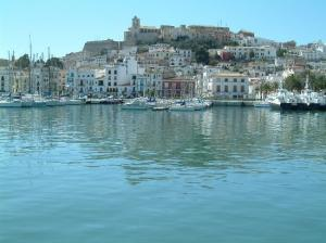 Formentara town