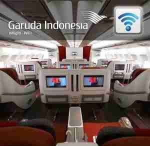 Gardua Indonesia now offer WiFi on its