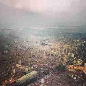 Farewell, Sao Paulo - it