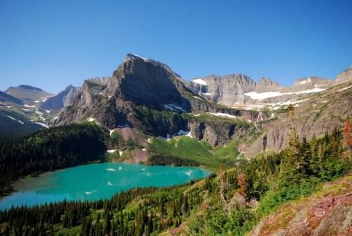 Mount Grinnel Glacier, TPG reader Agustin's dream destination!