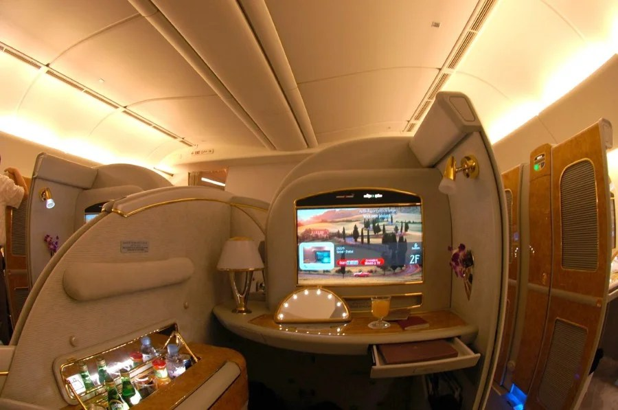Where Should I Bank Miles From Flying Emirates Airlines