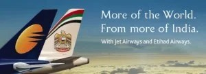 Jet and Etihad now have reciprocal earning programs