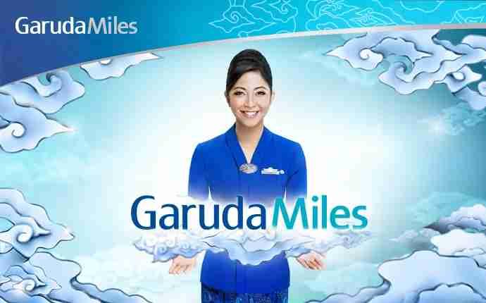 Garuda miles
