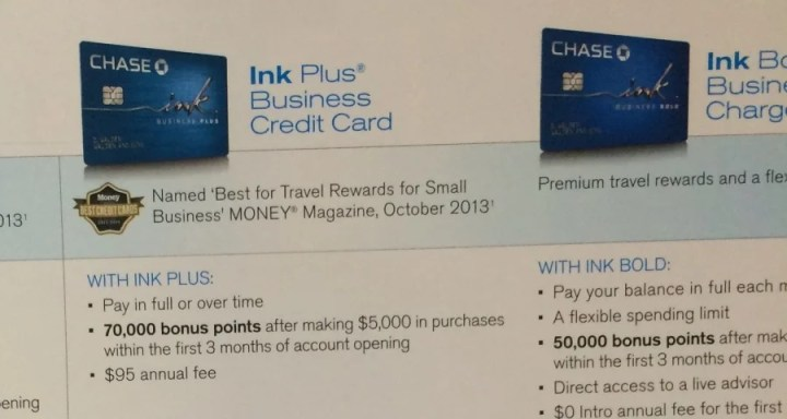 Flexible spending credit card chase poemview 70 000 point signup bonus for chase ink plus the points guy colourmoves