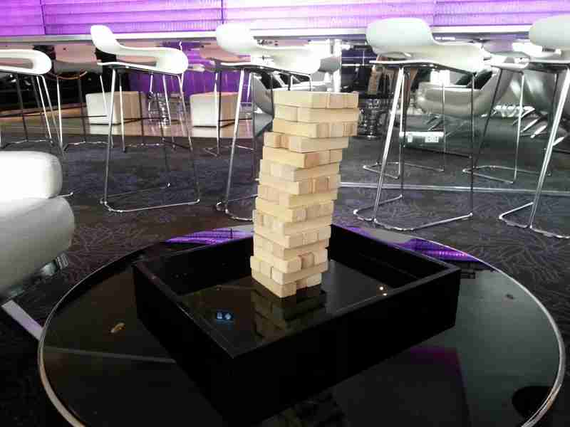 Bummed I never got the chance to play Jenga