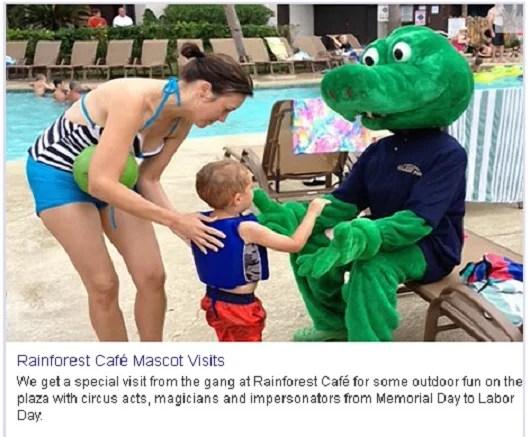 Galveston mascot