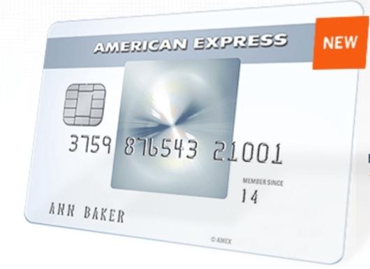 Amex Everyday Card