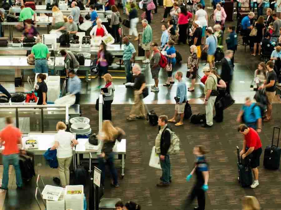 Higher TSA fees won