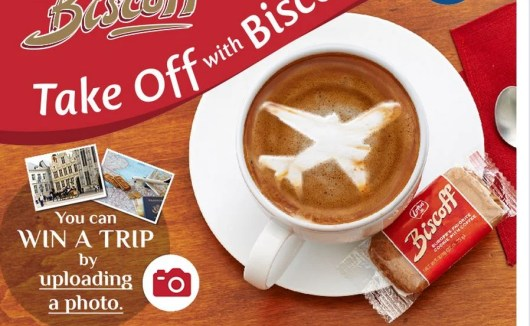 Win a trip for two to Europe from Biscoff
