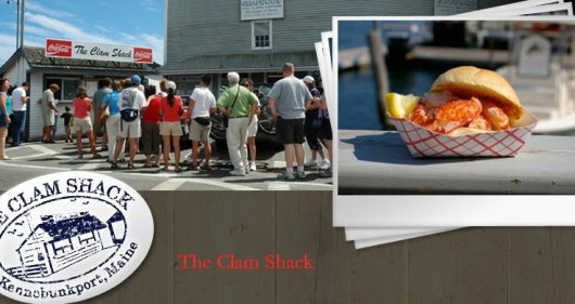Hungry crowds line up for The Clam Shack