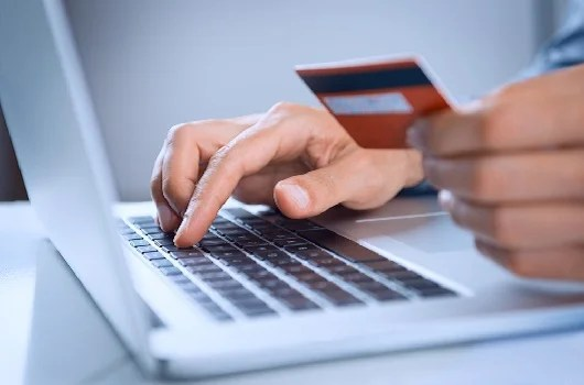 Never provide your credit card information to an unencrypted web site. Image courtesy of Shutterstock.