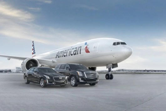 American and Cadillac have launched a new partnership.