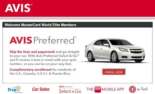 Avis First is available to everyone, not just Amex Platinum cardholders, but at least they give them special discounts.