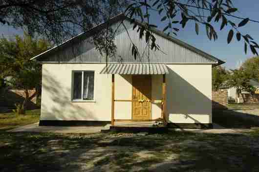 Habitat for Humanity in Bishkek, Kyrgyzstan