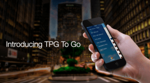 Introducing TPG To Go, coming soon to a smartphone near you!