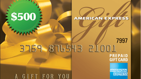 Image result for american express gift card 500