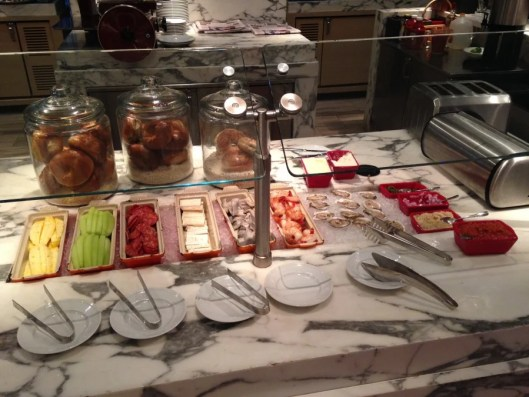 Not just your run-of-the-mill breakfast buffet!